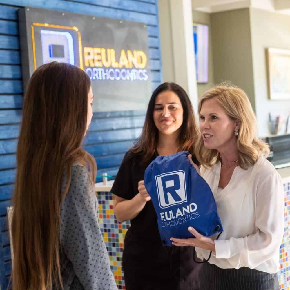 Doctor Candids Reuland Orthodontics 2018 15 1 1000x1000 - Frequently Asked Orthodontic Questions