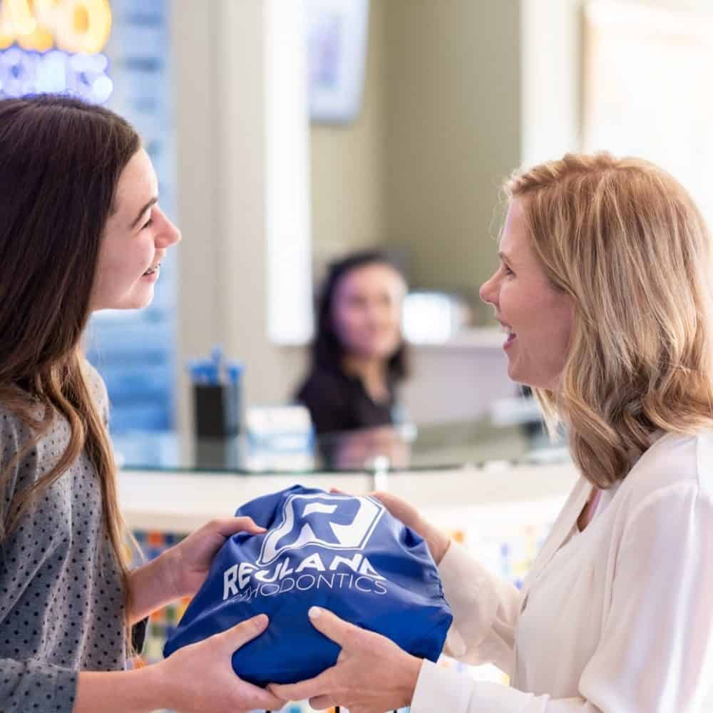 Doctor Candids Reuland Orthodontics 2018 41 1000x1000 - Frequently Asked Orthodontic Questions