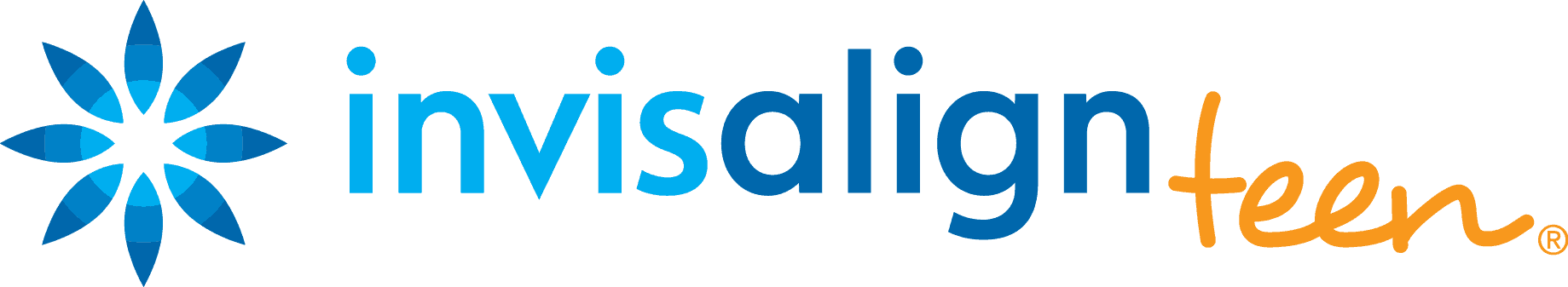 Invisalign Teen logo 2017 - Invisalign and Invisalign Teen