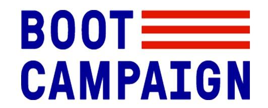 LOGO BootCampaign3 - The Boot Campaign