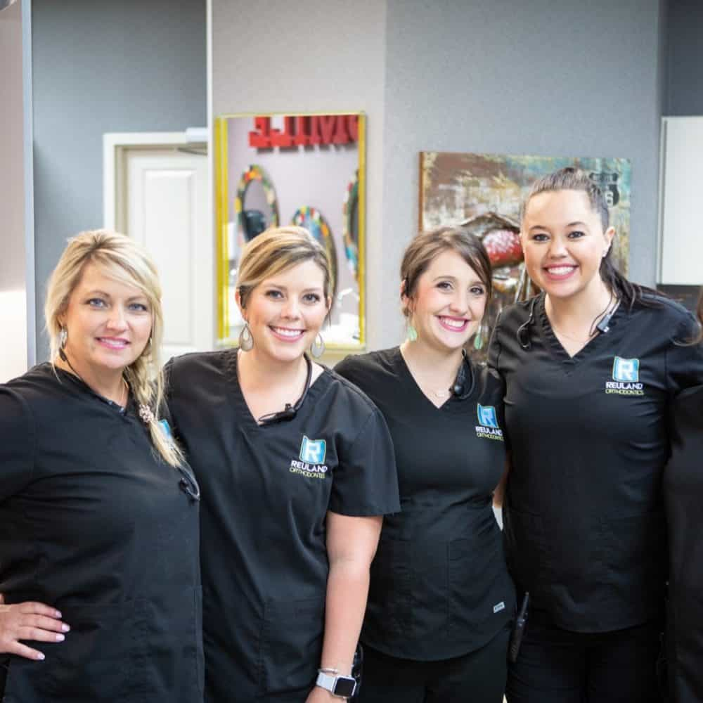 Reuland Orthodontics Staff Candids 2018 1 1000x1000 - Meet Your Orthodontic Team