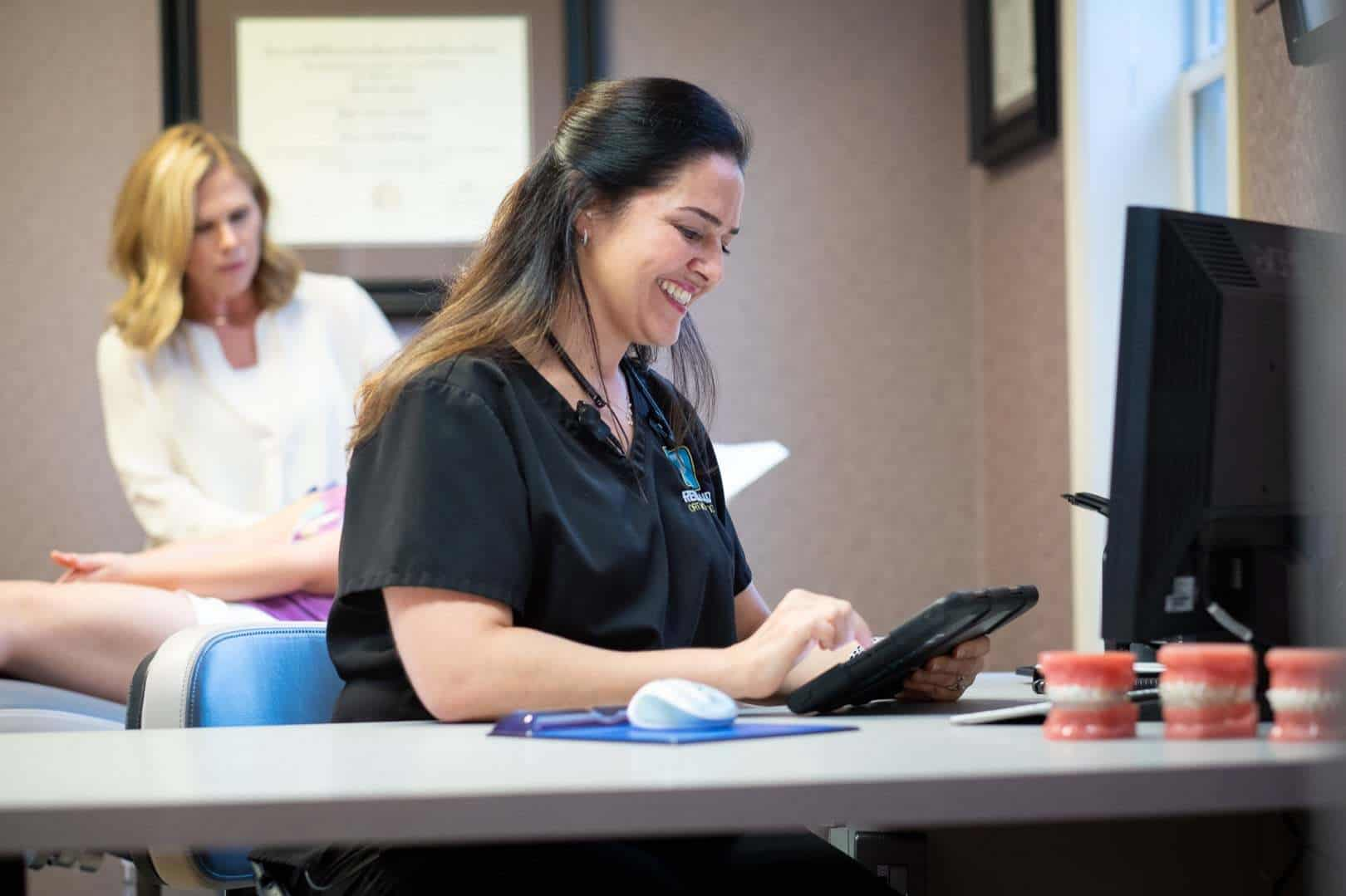 Reuland Orthodontics Staff Candids 2018 14 - Orthodontics, Invisalign and Braces