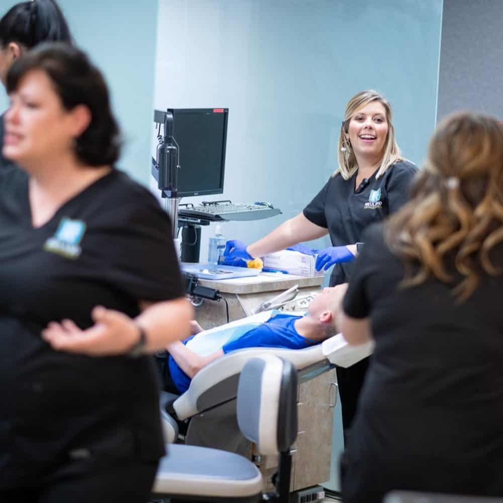 Reuland Orthodontics Staff Candids 2018 24 1000x1000 - Meet Your Orthodontic Team