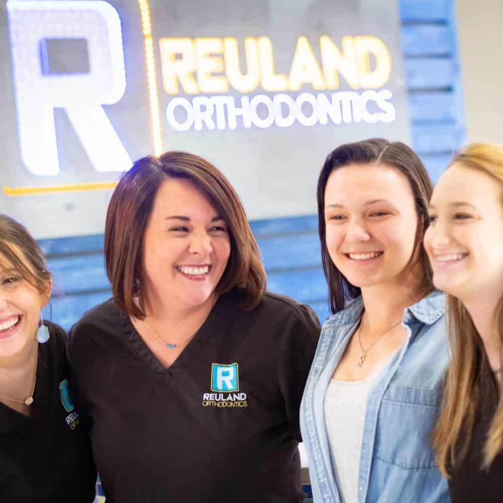 Reuland Orthodontics Staff Candids 2018 27 1000x1000 - Meet Your Orthodontic Team