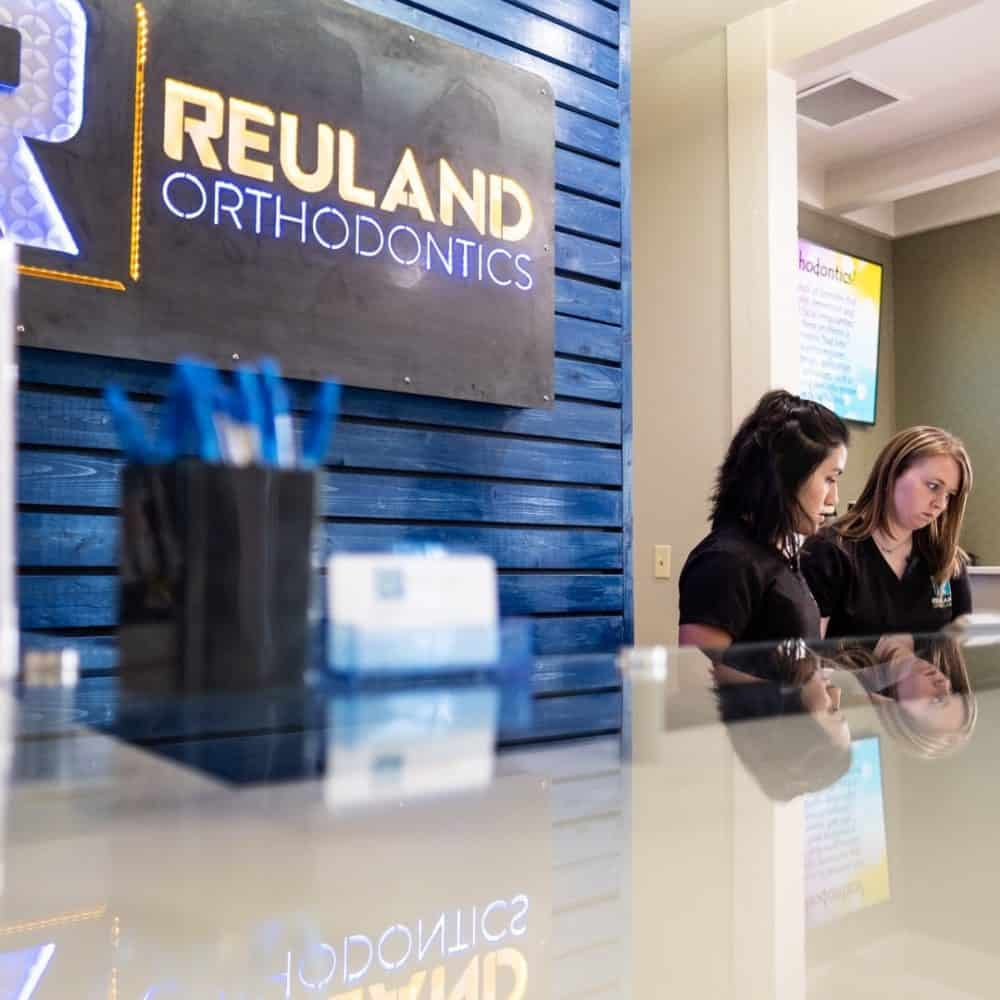Staff Candids Reuland Orthodontics 2018 10 1000x1000 - What are the costs of Braces?