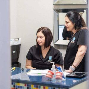 Staff Candids Reuland Orthodontics 2018 12 300x300 - What is an overbite and how do you treat it?