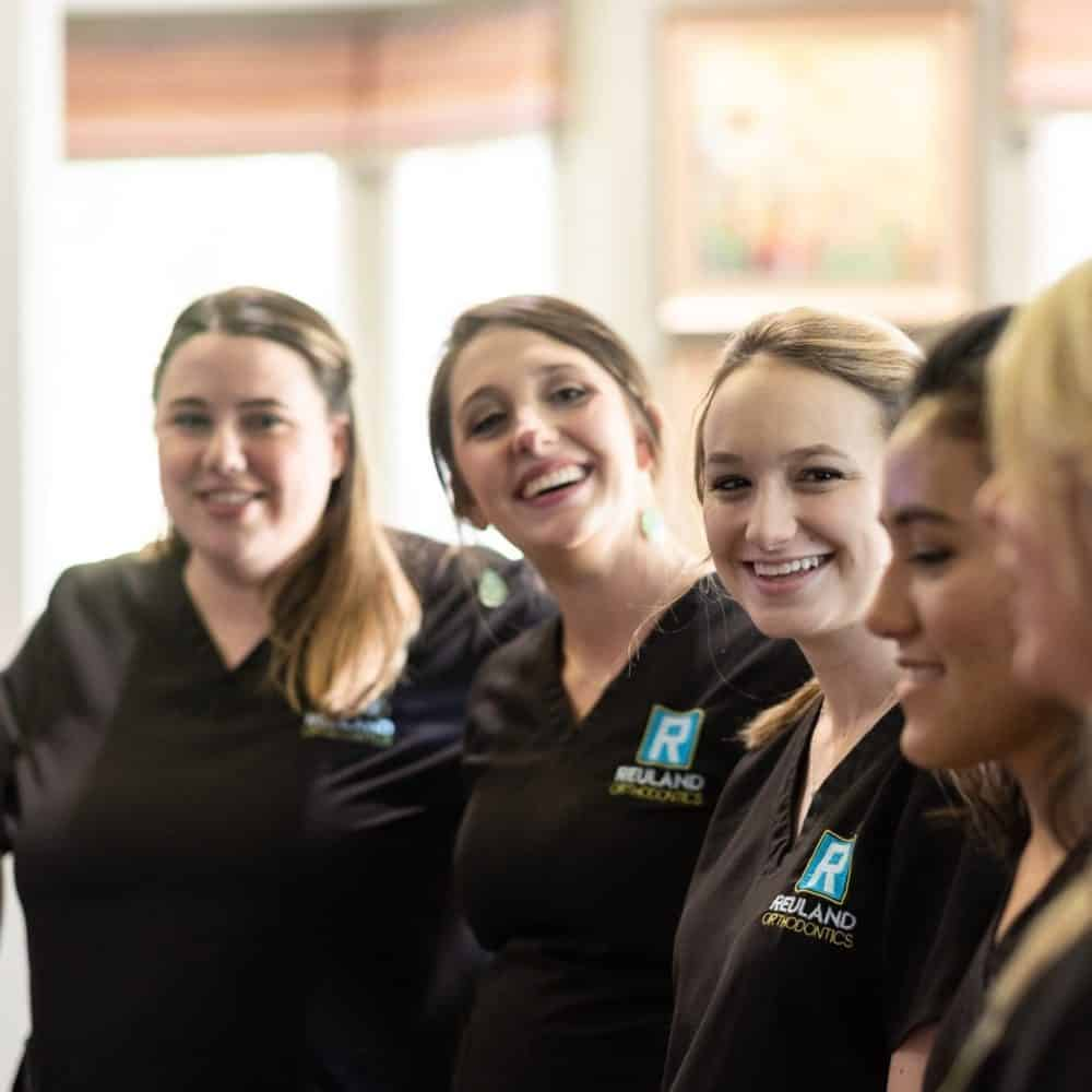 Staff Candids Reuland Orthodontics 2018 23 1000x1000 - Frequently Asked Orthodontic Questions