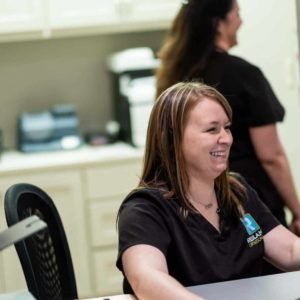 Staff Candids Reuland Orthodontics 2018 5 300x300 - Invisalign Questions And Answers