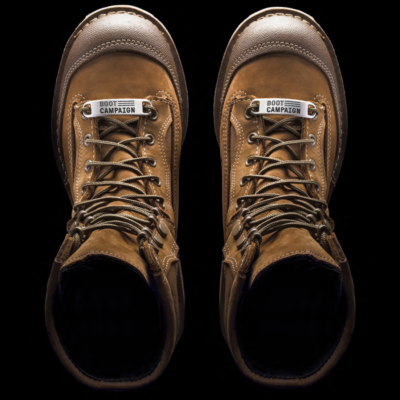 boot campaign 1 400x400 - The Boot Campaign