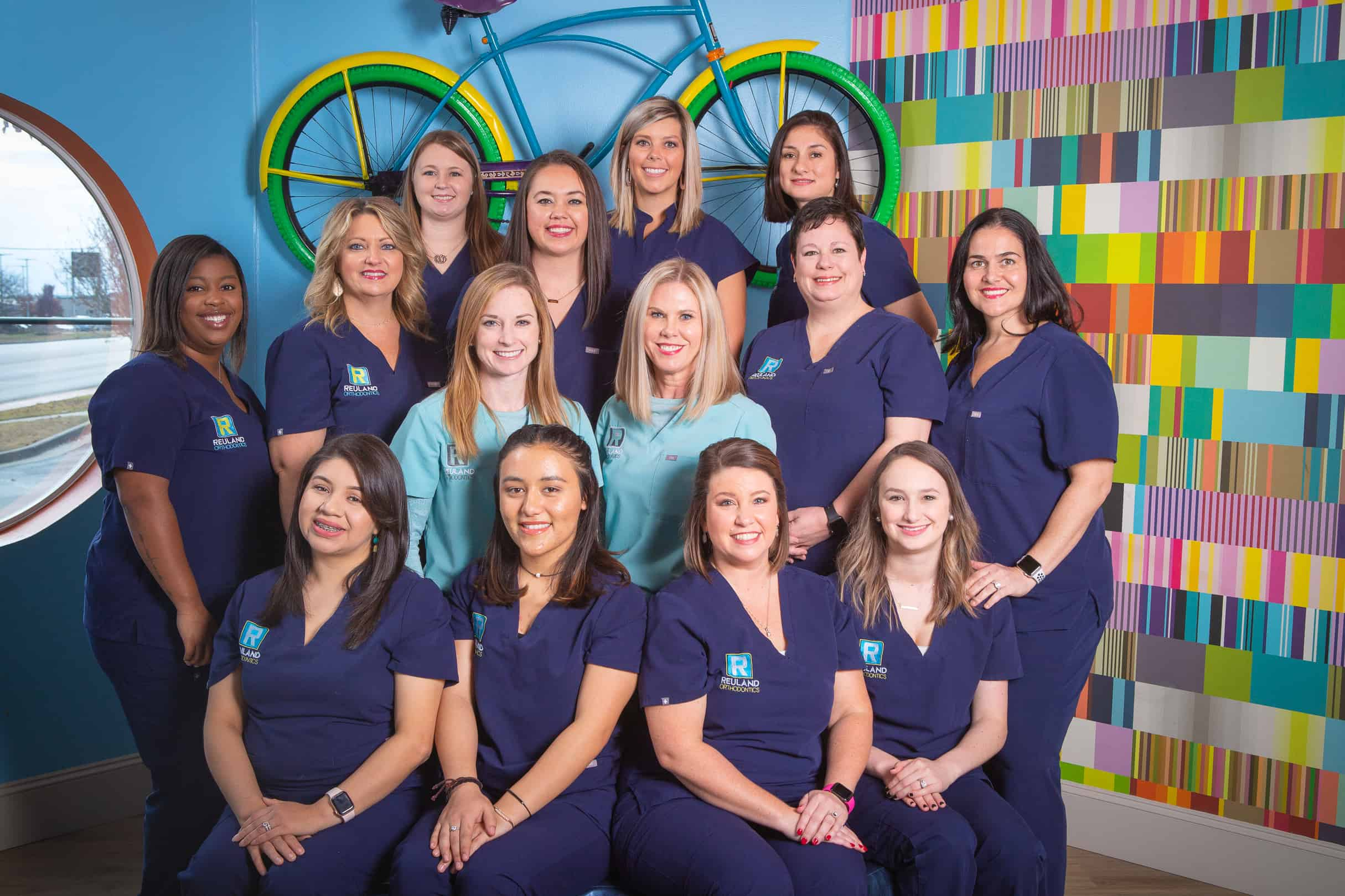 Reuland Orthodontics 2020 Orthodontic Team Pictures Dr. Barnhart 5 - Virtual Orthodontic Care? Yeah– we do that.