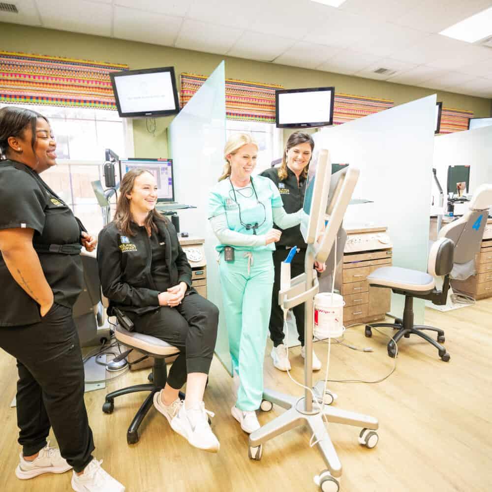 Doctor candids Reuland Barnhart Orthodontics Tyler TX 2021 126 1000x1000 - Meet Dr. Reuland