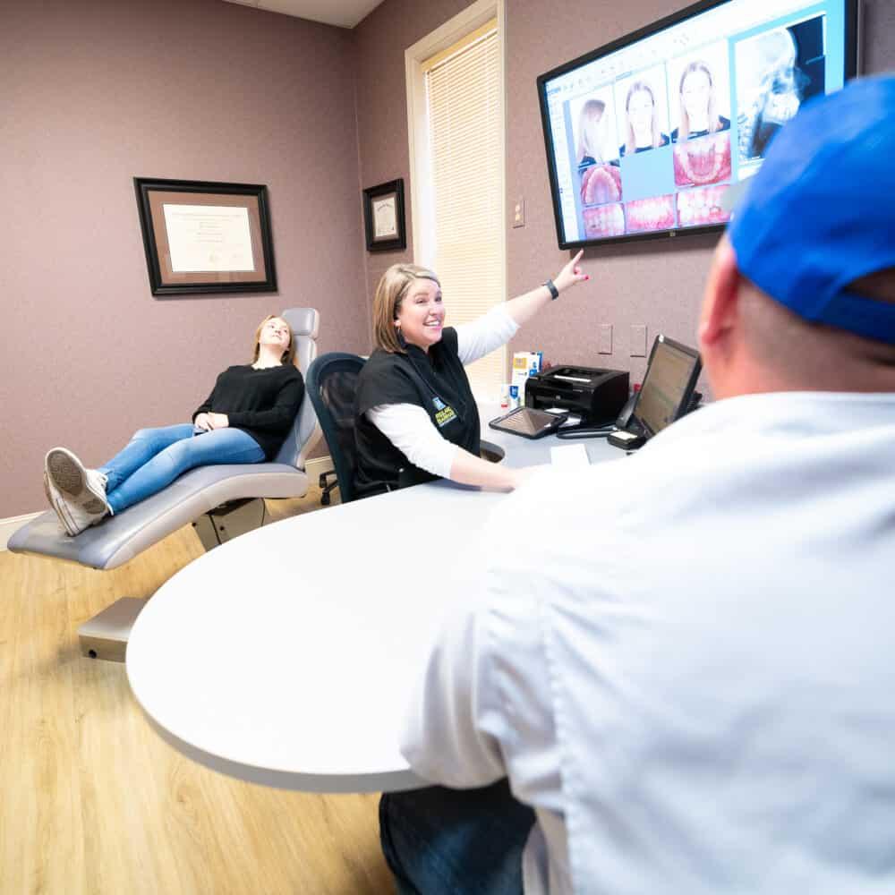 Patients Reuland Barnhart Orthodontics Tyler TX 2021 111 1000x1000 - Orthodontic Financing