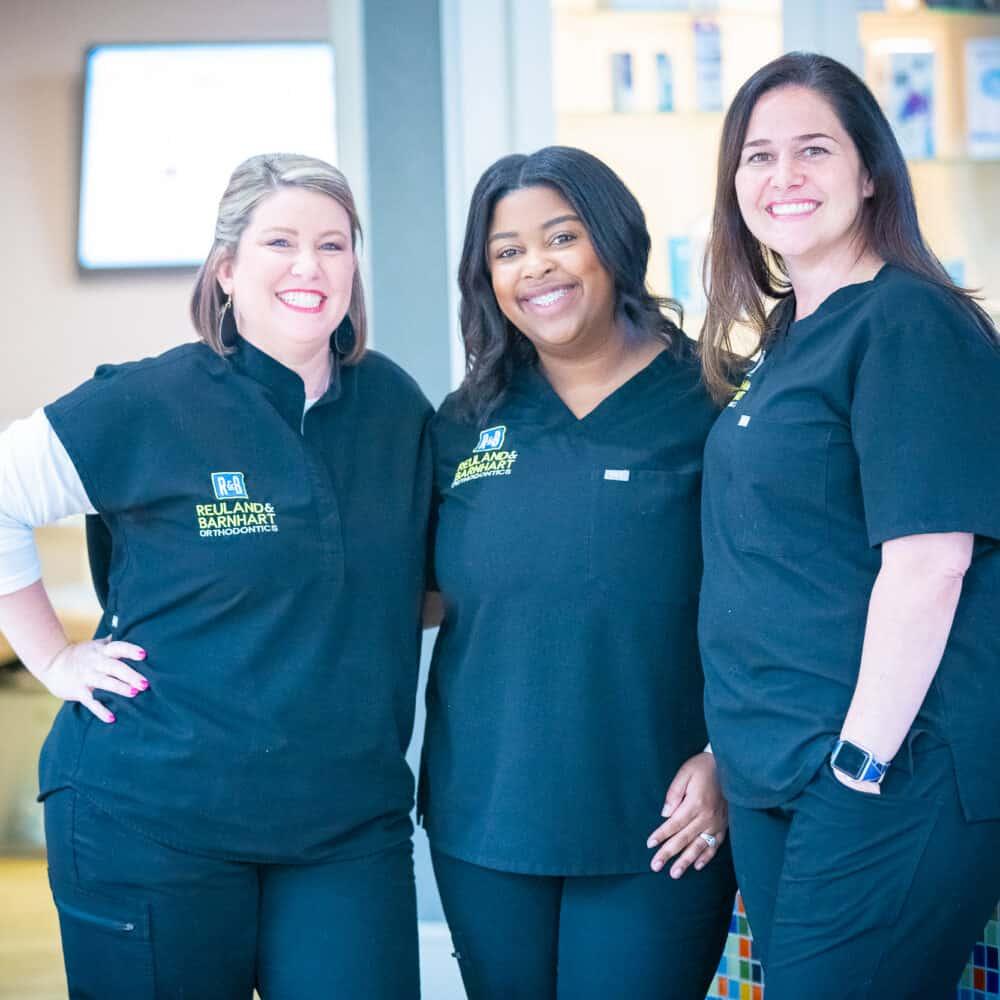 Team Reuland Barnhart Orthodontics Tyler TX 2021 118 1000x1000 - Meet Your Orthodontic Team