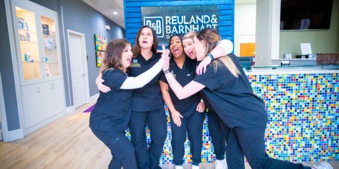 Team Reuland Barnhart Orthodontics Tyler TX 2021 133 670x335 - Meet Your Orthodontic Team