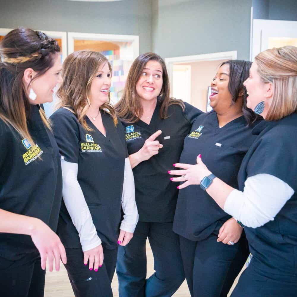 Team Reuland Barnhart Orthodontics Tyler TX 2021 142 1000x1000 - Meet Your Orthodontic Team