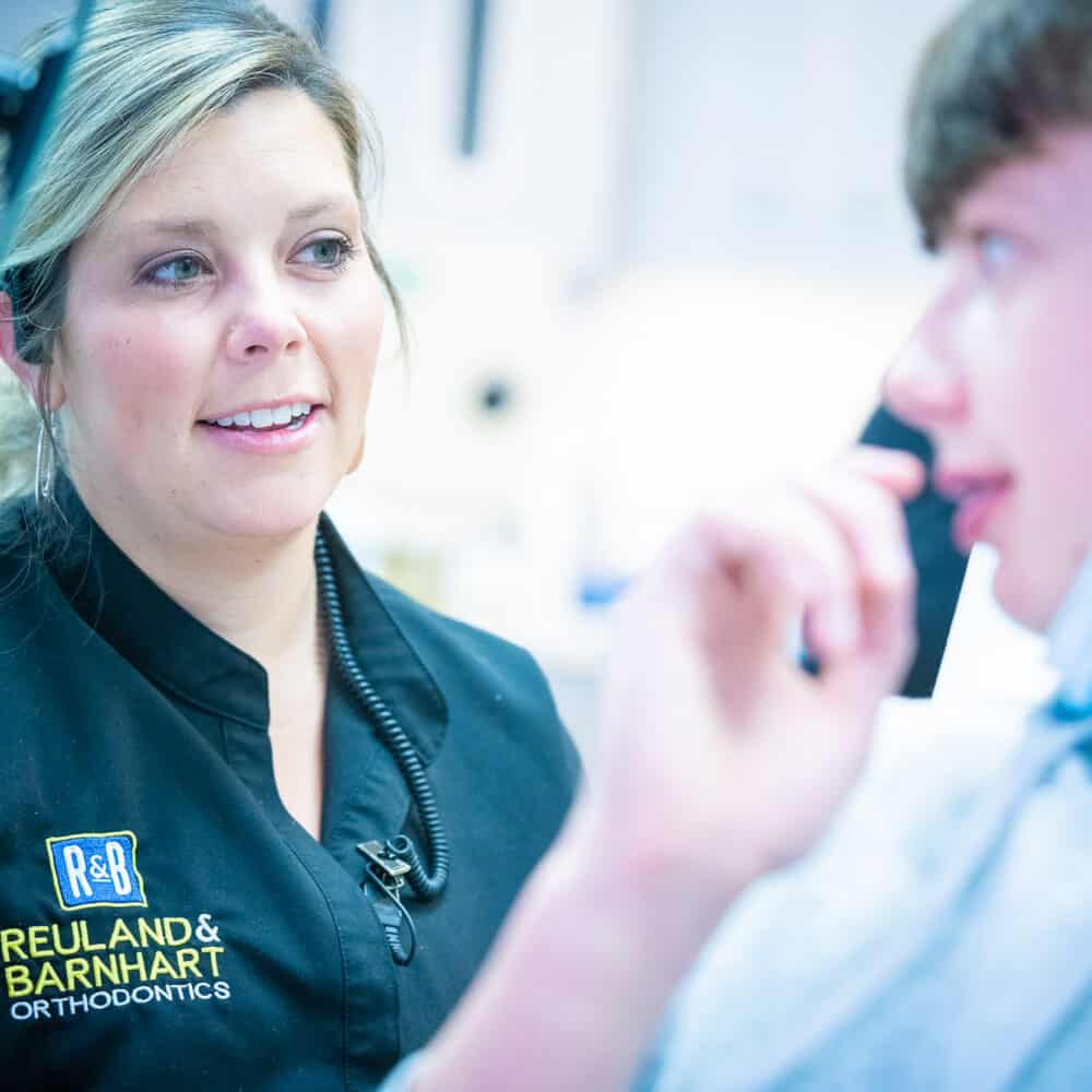 Team Reuland Barnhart Orthodontics Tyler TX 2021 172 1000x1000 - Meet Your Orthodontic Team