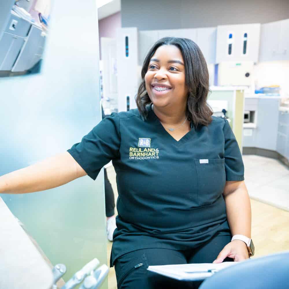 Team Reuland Barnhart Orthodontics Tyler TX 2021 205 1000x1000 - Meet Your Orthodontic Team