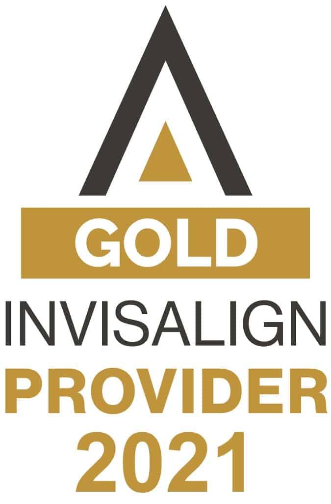 2021 gold - Invisalign and Invisalign Teen